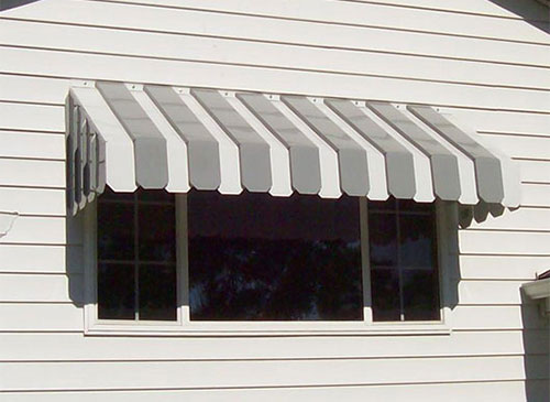 Super Vintage Metal Window Awnings Nd51 Roccommunity