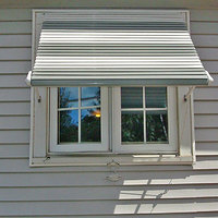 5500 series roll up window awning