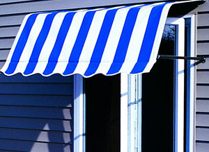 4100 Series Casement Window Awning