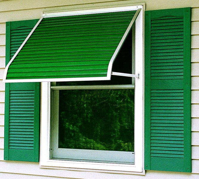 3100 series window awning for Window awnings