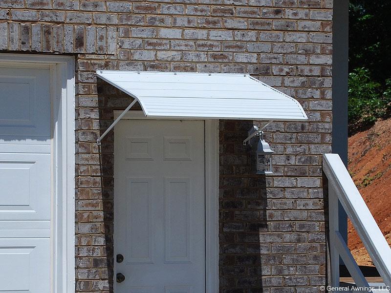 Window Canopies Product : E economy window or door canopy