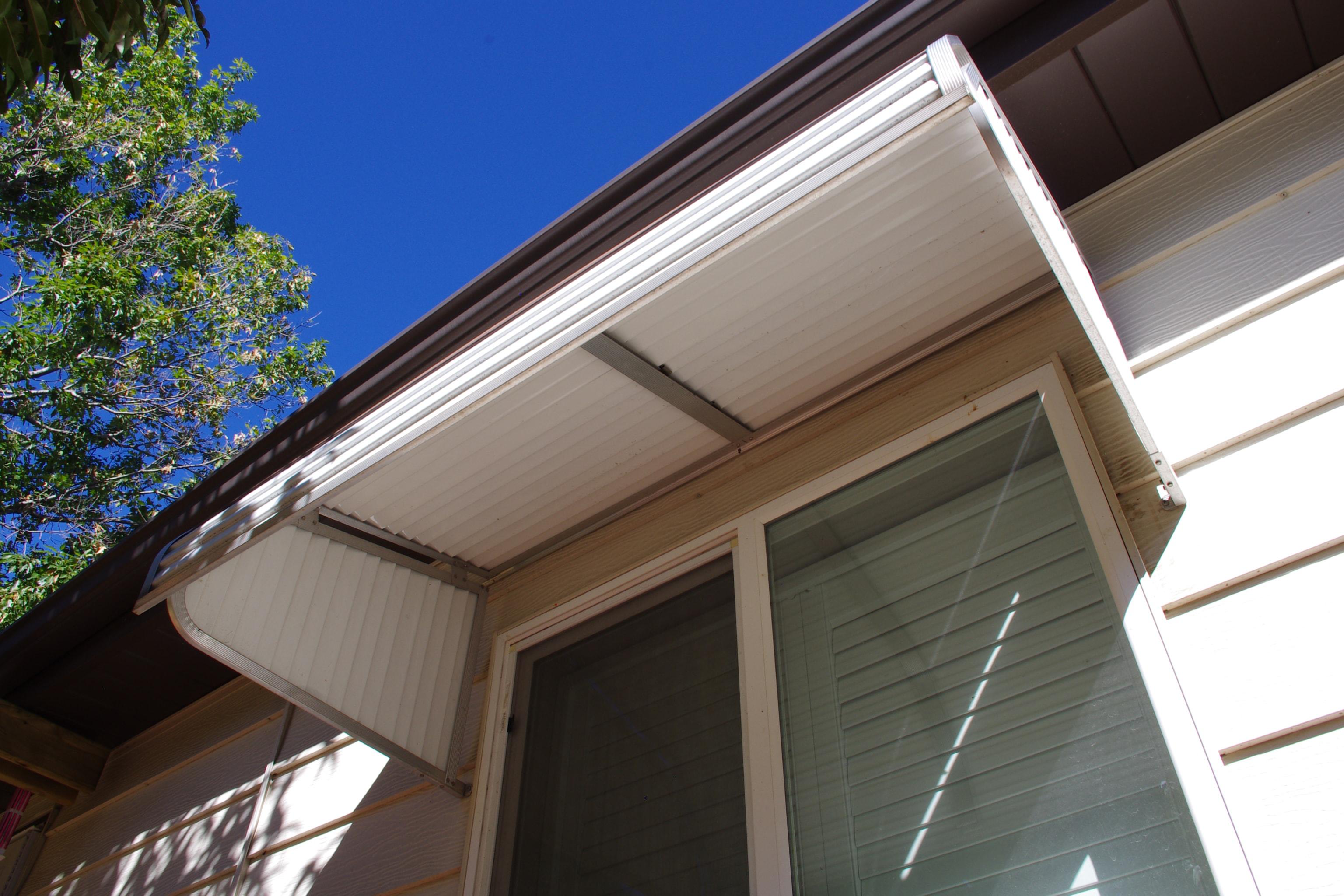 4500 Series Casement Window Awning