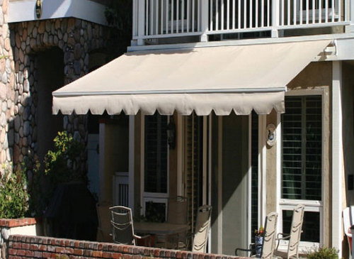 Econo-Lux Retractable Patio Awning
