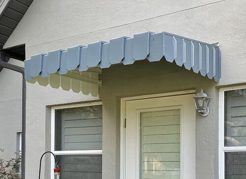 AC500 Economy Door Canopy