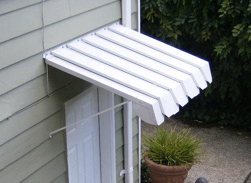 Aluminum Window Awnings | General Awnings