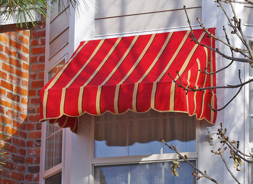 Rainbow Classic Roll-Up Awning