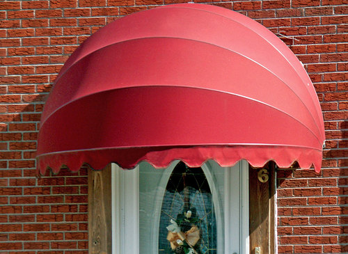 Seville Dome-Shaped Awning