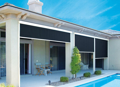 Sun-Pro Roller Shade - Roller Shades General Awnings