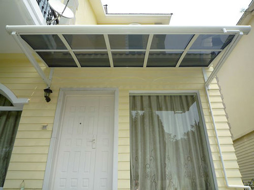 titan series door or window canopy