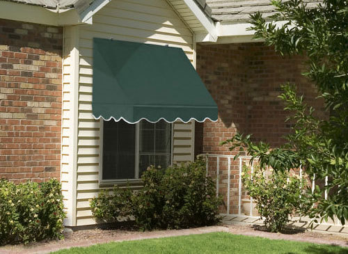 Traditional Window Awning