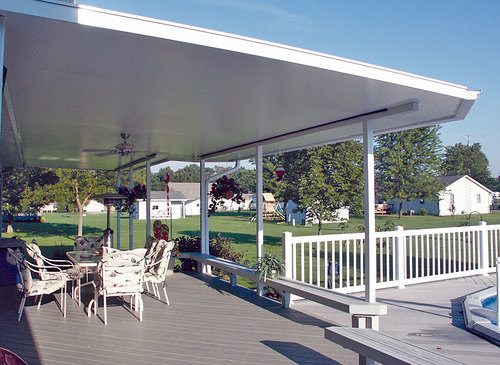Yukon Patio Cover