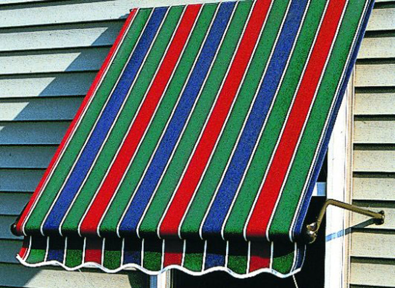 5700 Series Roll-Up Window Awning & Roll-Up Window Awnings | General Awnings