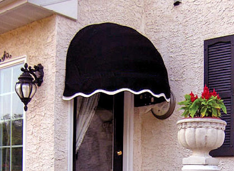 Dome Window Awnings : Bostonian window or entry awning