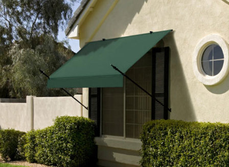 Retractable Door Awnings