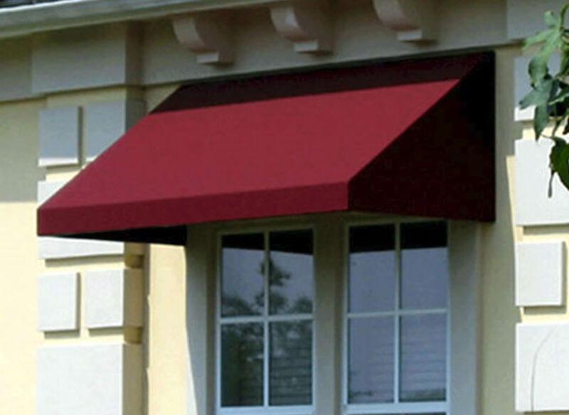new yorker window door awning