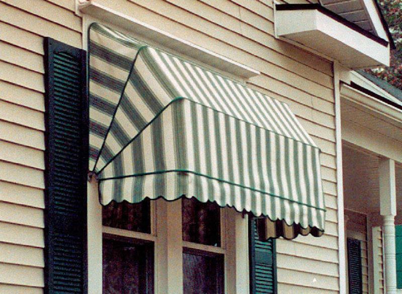 Parisian Roll Up Awning