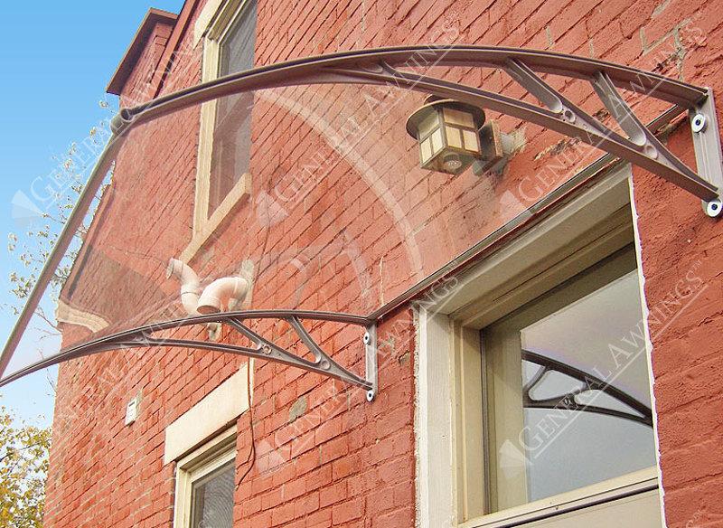 & PC1200 Series Door Canopy pezcame.com