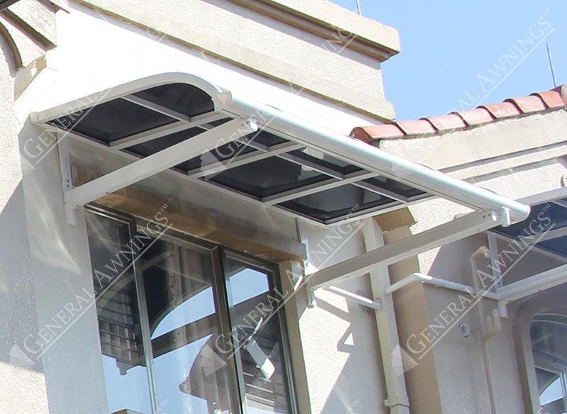 & Titan Series Curved Top Door or Window Canopy