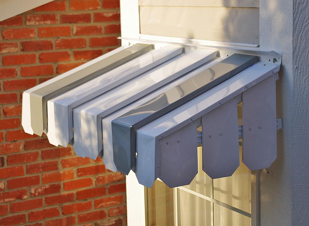 Aluminum Window Awnings