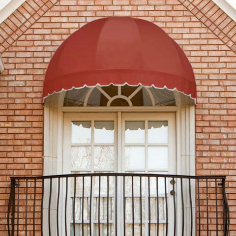Bostonian window or entry awning for Window awnings
