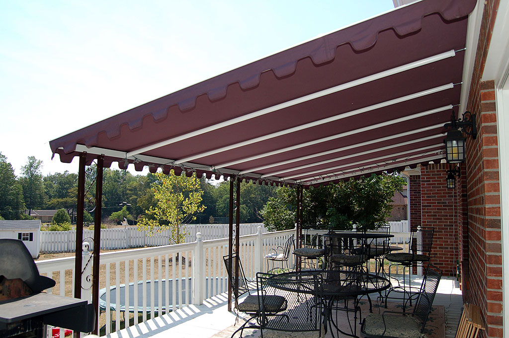 Fabric Deck Covering : Pin insulated pergolas on pinterest