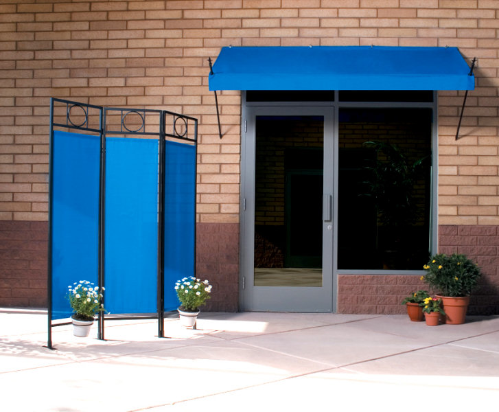 Designer window or door awning for Window awnings