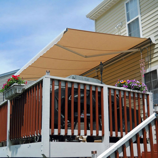 destin retractable patio awning