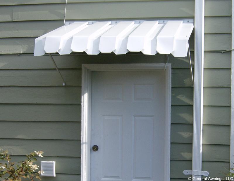 Economy Door Window Cover