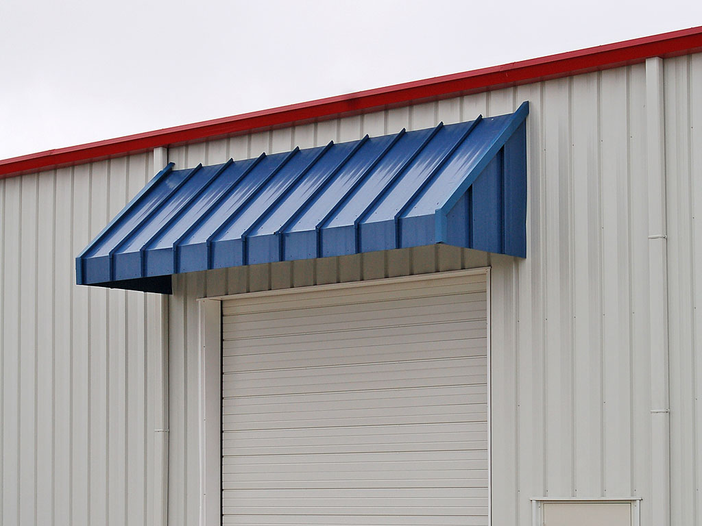 Metal Window Awnings : Aluminum window awning