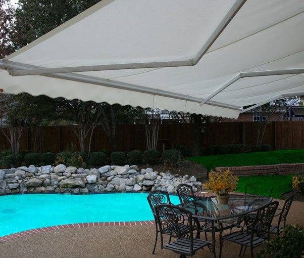 Retractable Awnings * Patio Awnings * Deck Awnings * Retractable