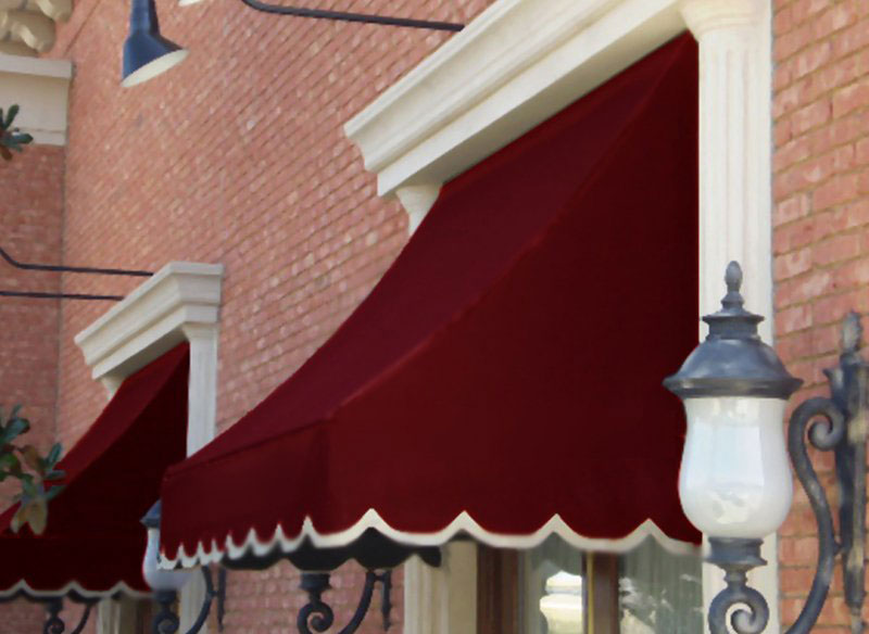 Fabric Window Awnings : Awning window fabric awnings for windows