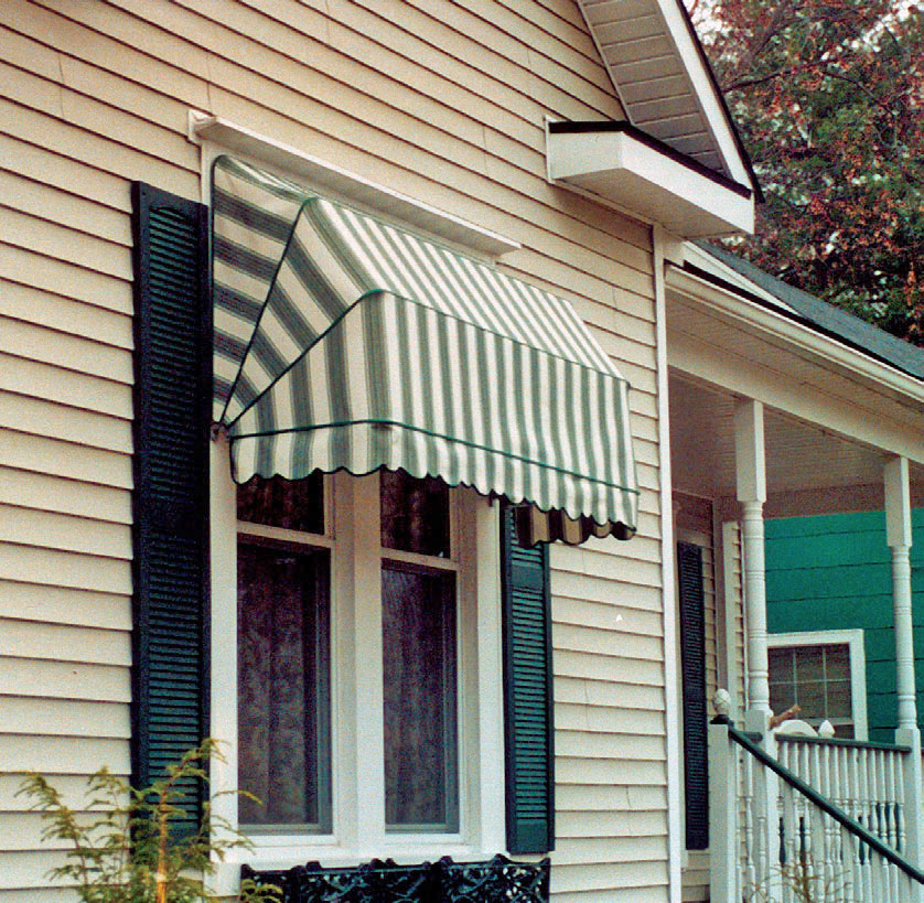 Aluminum window aluminum window awning kits for Glass awnings for home
