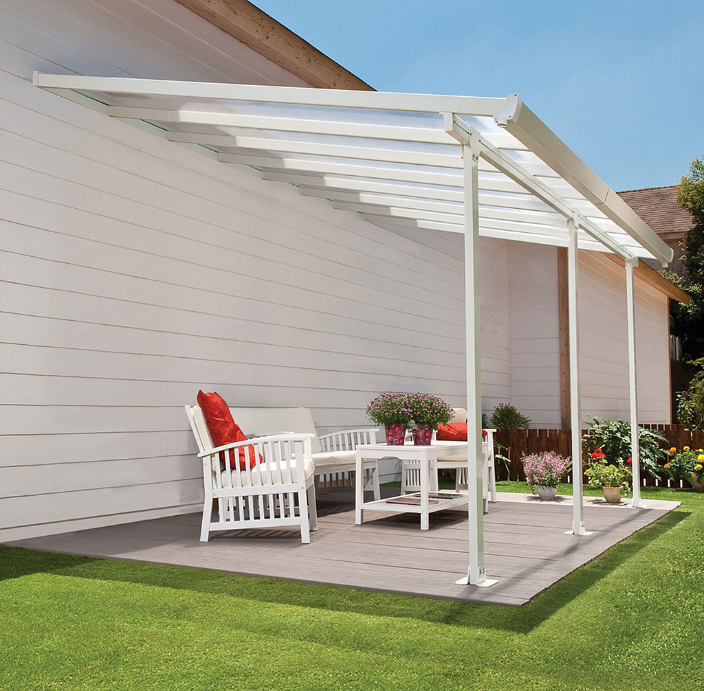Backyard Porch Covers : Home ? Patio Covers ? PC3000 Series Patio Cover