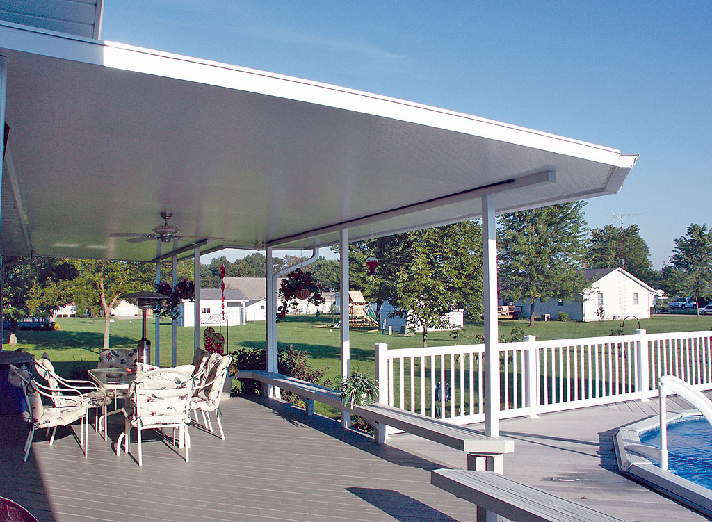 Yukon patio cover Patio products